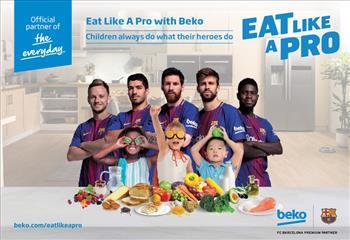 گسترش همکاری بکو و باشگاه بارسلونا