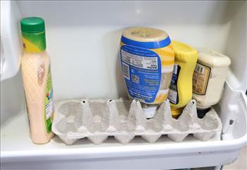 ترفند های ساده برای تمیز و مرتب نگه داشتن یخچال فریزر+عکس