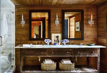 با ایده های جذاب دکوراسیون حمام آشنا شوید