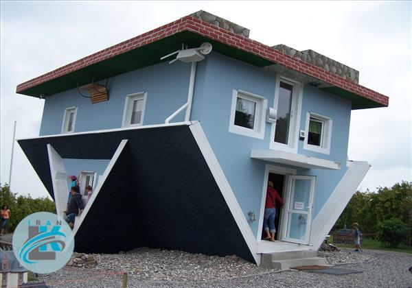 بخش اول/ با منحصر به فرد ترین خانه های جهان آشنا شوید