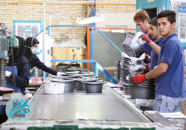گزارش تصویری بازدید اختصاصی «ال کا ایران» از کارخانه مهرجام سدید