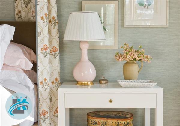 با زیبا ترین میزهای کنار تخت آشنا شوید
