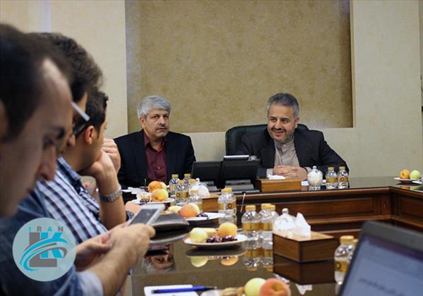 گزارش تصویری نشست خبری رئیس هیئت مدیره انجمن صنفی تولیدکنندگان لوازم خانگی