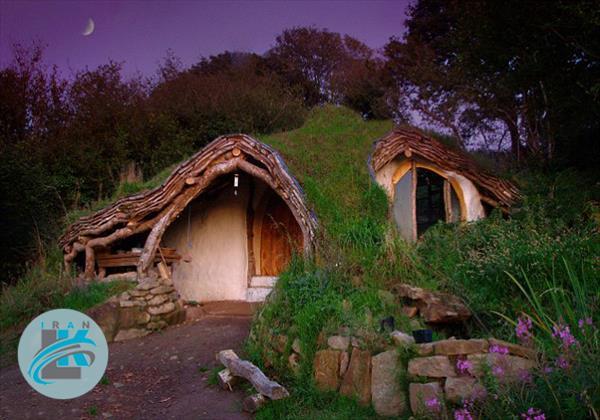 بخش سوم/با منحصر به فرد ترین خانه های جهان آشنا شوید
