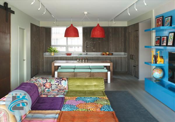 طراحی های جذاب قبل و بعد از نوسازی فضای داخل خانه/ تصاویر