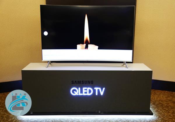 گزارش تصویری مراسم رونمایی تلویزیون های جدید QLED سامسونگ