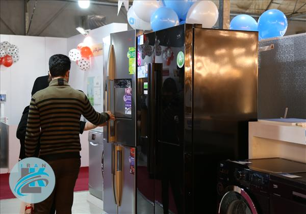 گزارش تصویری از اولین روز نمایشگاه تخصصی لوازم خانگی و خانه مدرن البرز