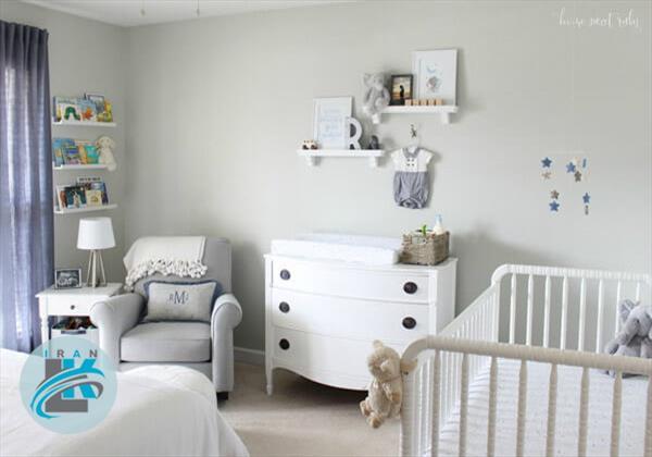 ایده های جذاب برای طراحی اتاق کودک پسر!