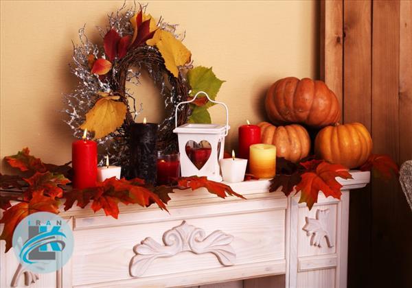حال و هوای پاییزی را به خانه خود ببرید!