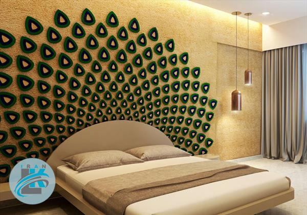 با این ایده ها اتاق خواب خود را خاص کنید /  بخش اول