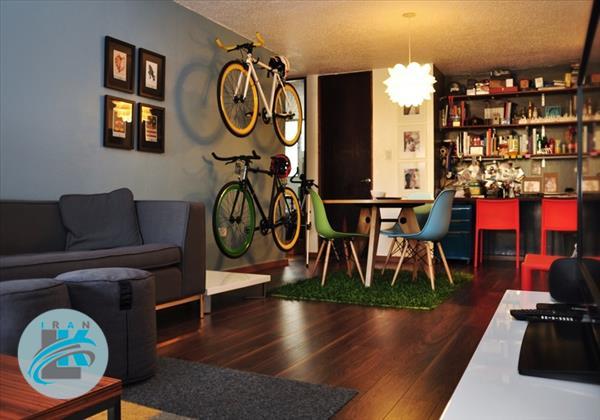 ایده های مدرن برای دکوراسیون منزل زوج های جوان