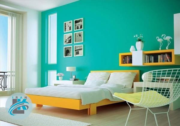 طراحی اتاق خواب دونفره به سبک امروزی!