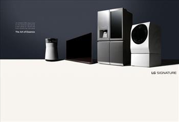 افتتاح محصولات جدید برند LG SIGNATURE در تهران