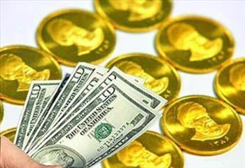 نوسان قیمت سکه/ دلار 3 هزار و 813 تومان + جدول
