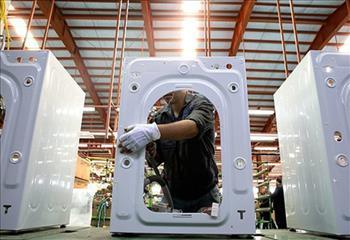 افزایش قیمت قطعات و مواد اولیه مورد نیاز صنایع لوازم خانگی