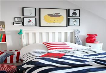 ایده هایی برای شیک تر شدن اتاق خواب کودک
