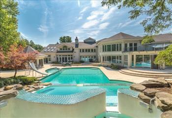امینم خانه خود را با قیمت 2 میلیون دلار به فروش گذاشت+تصاویر