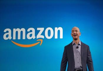 مدیر آمازون ثروتمندترین مرد جهان شد