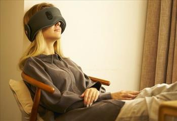 با نقاب خواب جدید راحت بخوابید و طبیعی بیدار شوید