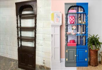 ترفندهایی ساده برای بازسازی وسایل خانه! +عکس