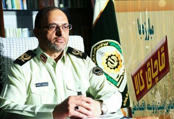محموله لوازم خانگی قاچاق در شرق استان تهران کشف شد