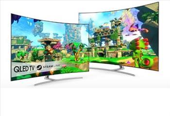 تجربه ی بازی های کامپیوتری با کیفیت 4Kدر تلویزیون های هوشمند سامسونگ
