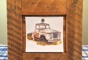 ایده های ناب برای خلق آثار چوبی! +عکس