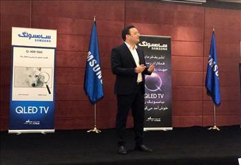 رونمایی خوش نقش های سامسونگ در ایران