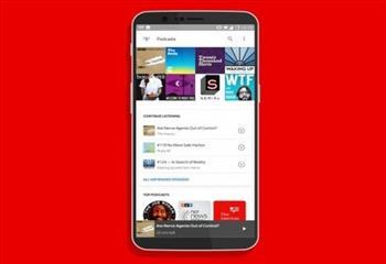 انتشار گوگل پادکست ویژه دستگاه های اندرویدی