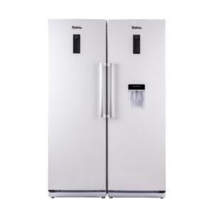 یخچال فریزر دوقلوی تکنولایو مدل D5i