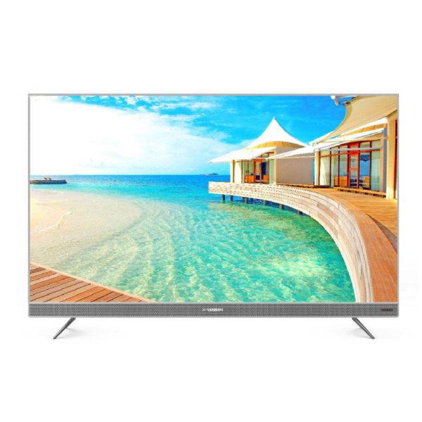تلویزیون ال ای دی هوشمند ایکس ویژن مدل XTU72555 سایز 55 اینچ