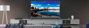 تلویزیون ال ای دی ایکس ویژن مدل 55XTU615
