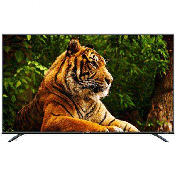 تلویزیون ال ای دی هوشمند ایکس ویژن مدل 55XTU625
