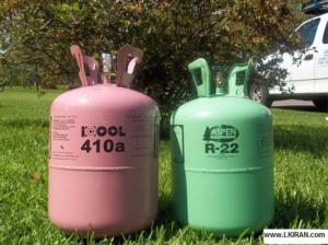 کپسول گاز مبرد R410A