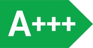 نمودار مصرف انرژی A+++