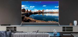 تلویزیون هوشمند ایکس ویژن مدل 55XKU635