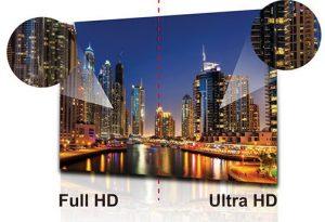 UHD تلویزیون 55 اینچ سام