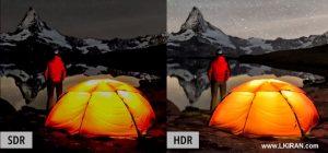 HDR تلویزیون سام الکترونیک