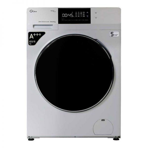ماشین لباسشویی 10.5 کیلویی جیپلاس مدل KD1049W