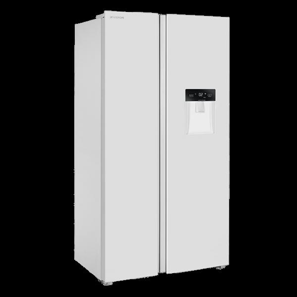 یخچال فریزر ساید بای ساید ایکس ویژن مدل TS550 AWD
