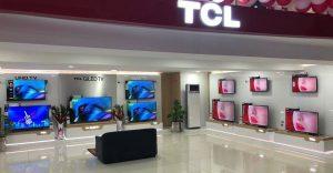 تلویزیون C715 تی سی ال با پنل QLED