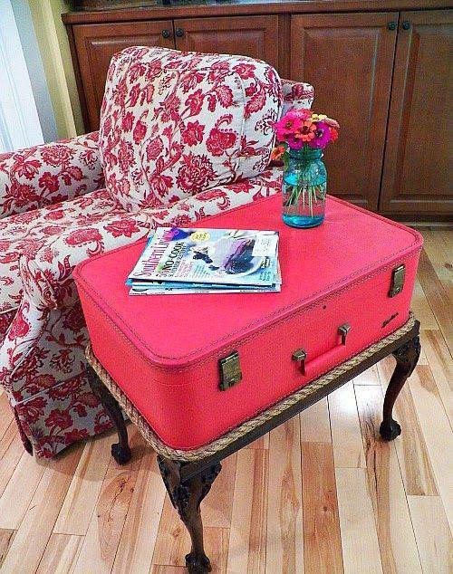 چمدان های قدیمی