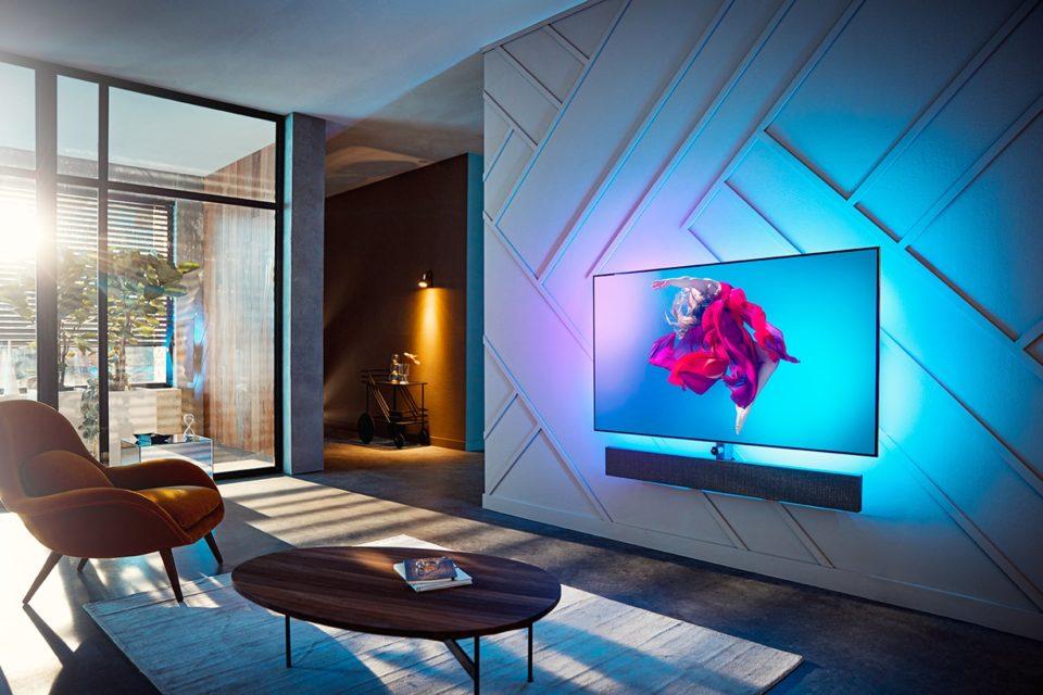 تلویزیونهای OLED 2019