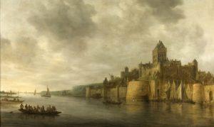 رودخانه وال در کنار نایمگن، ۱۶۴۱