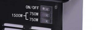 مصرف برق و خرید شومینه برقی
