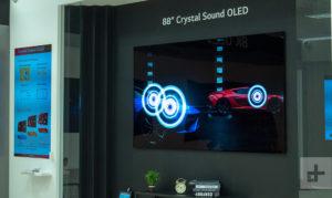 فناوری های صوتی در تلویزیون های 2020