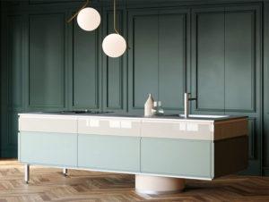 مدل جدید آشپزخانه