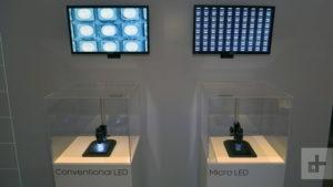 فناوری Micro LED