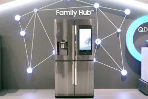 سامسونگ و بهترین یخچال هوشمند
