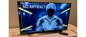 تلویزیون ال جی در CES 2020
